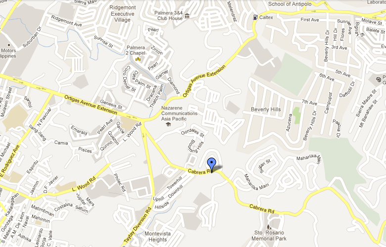 OMP New Location Map_2